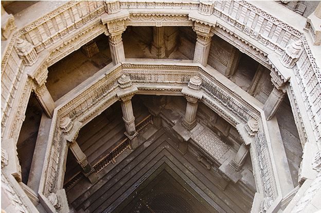 Adalaj Stepwell - The Backpackers group - Stepwells in India