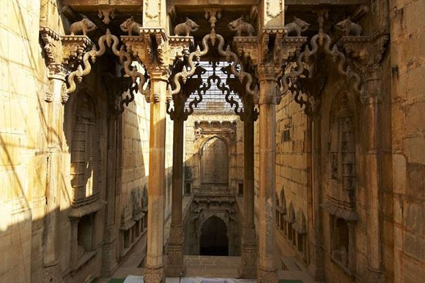 Baoli of Bundi - The Backpackers Group - Stepwells in India