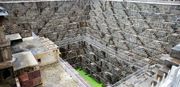 Must Visit Stepwells in India
