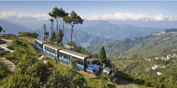 darjeeling railway- The backpackers group - Indian Railway