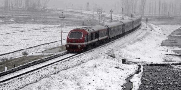 "Indian Railway ""Aapki Yatra Sukhad Rahe."""