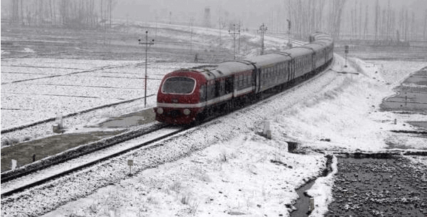 jammu rail route backpackers group - Indian Railway