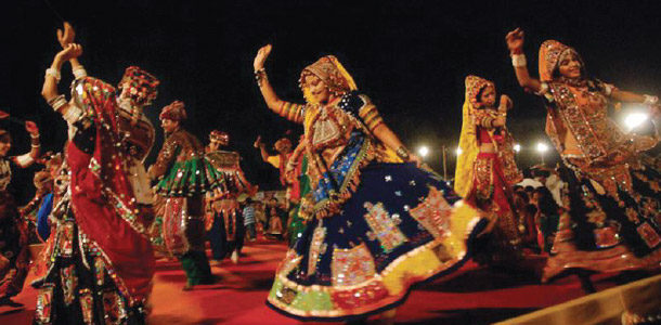 Navratri: Think Beyond Garba & Dandiya – Dancing With Grace.