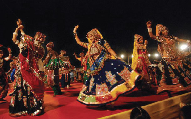 Navratri - Gujarat - Underrated travel destinations - The Backpackers Group