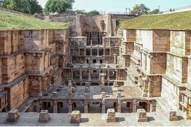 Rani Ki Vav - Gujarat - The Backpackers Group - Stepwells in India