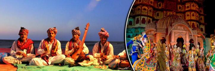 rann of kutch rann-utsav - the desert festival the backpackers group