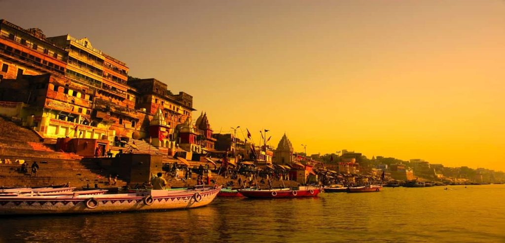 Varanasi - Most searched travel destination - The Backpackers Group