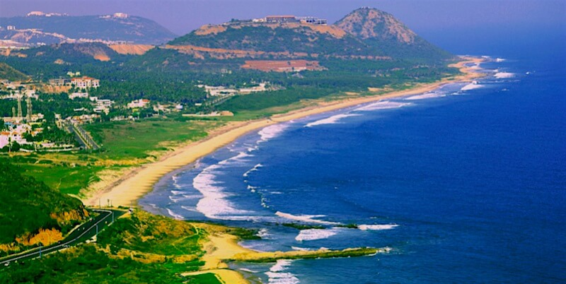 Visakhapatnam - Most searched travel destination - The Backpackers group.com