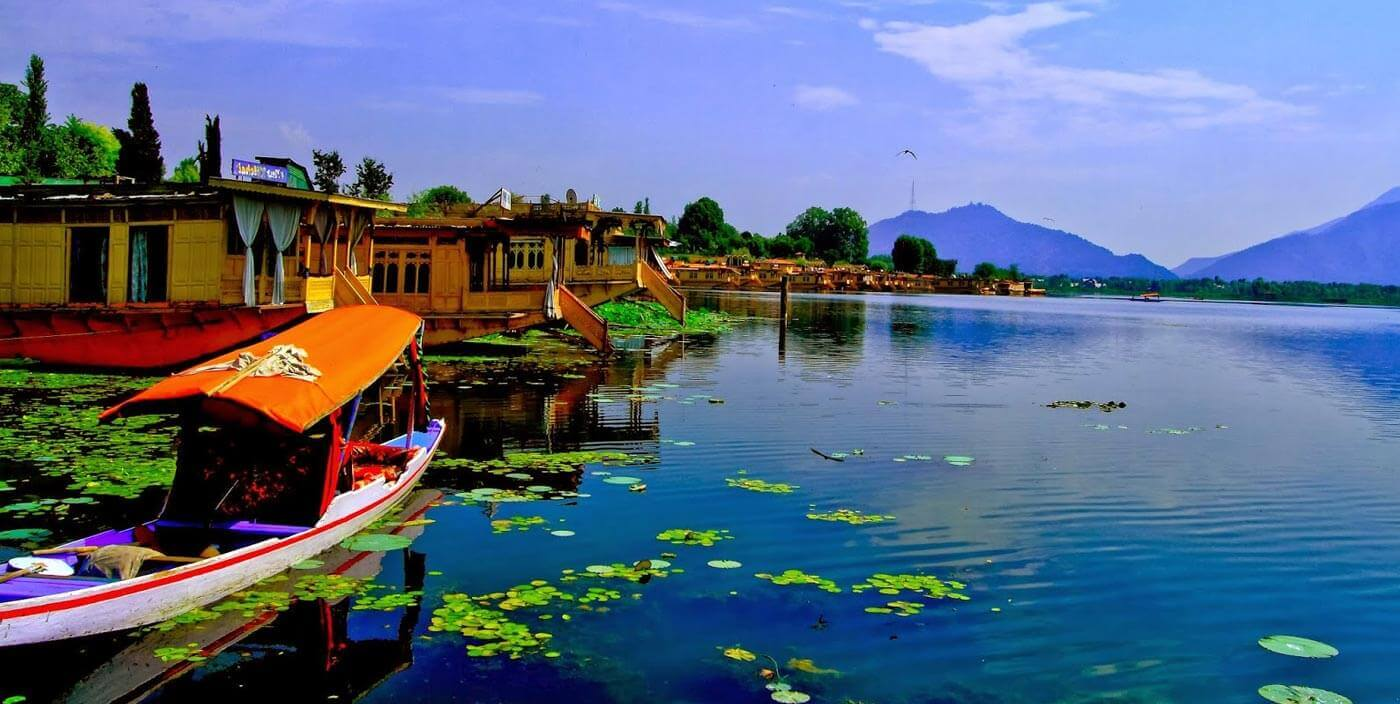 Kashmir - Most searched travel destination - The Backpackers Group
