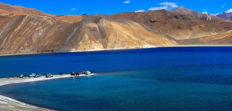 Ladakh - Most searched travel destination - The Backpackers Group