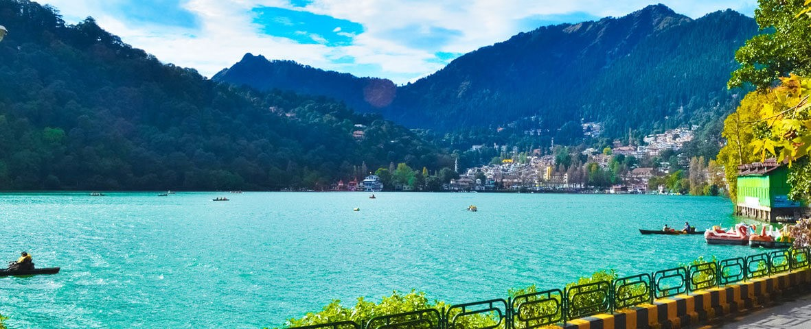 Nanital - Most search travel destination - The Backpackers Group