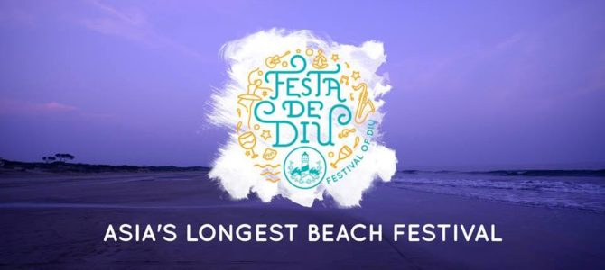 Diu Festival – Longest Beach Festival Of Asia