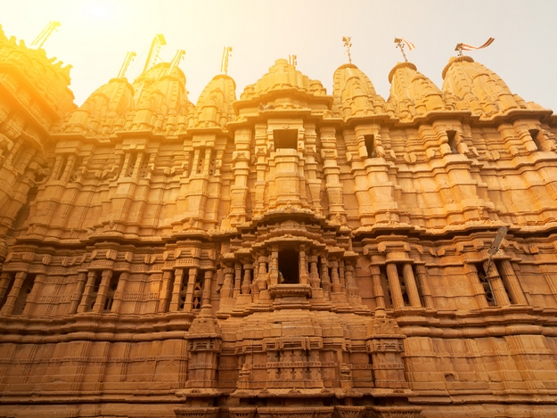 jain temples - jaisalmer the golden city of rajasthan - the backpackers group