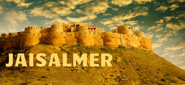 jaisalmer the golden city of rajasthan - the backpackers group
