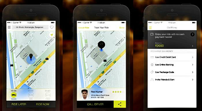 Radio Cab App - Tools for Budgeted Travel - The Backpackers Group