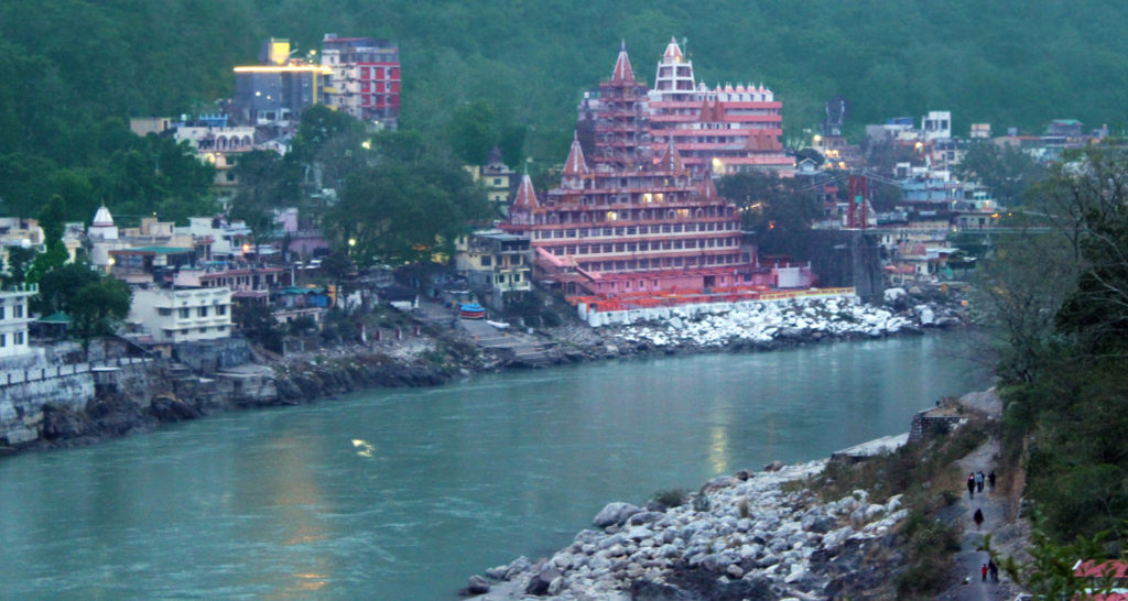 Lakshman Jhula - Rishikesh A Blissful Abode - The Backpackers Group