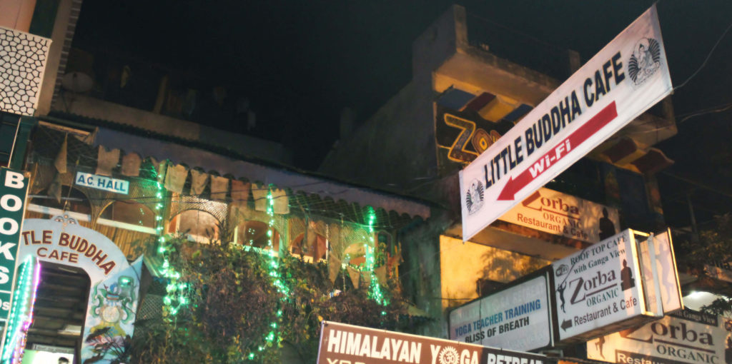Little Buddha Cafe - Rishikesh A Blissful Abode - The Backpackers Group