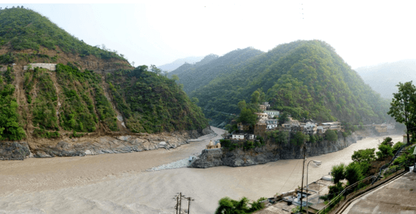 Rudraprayag - River Confluences in India - The Backpackers group
