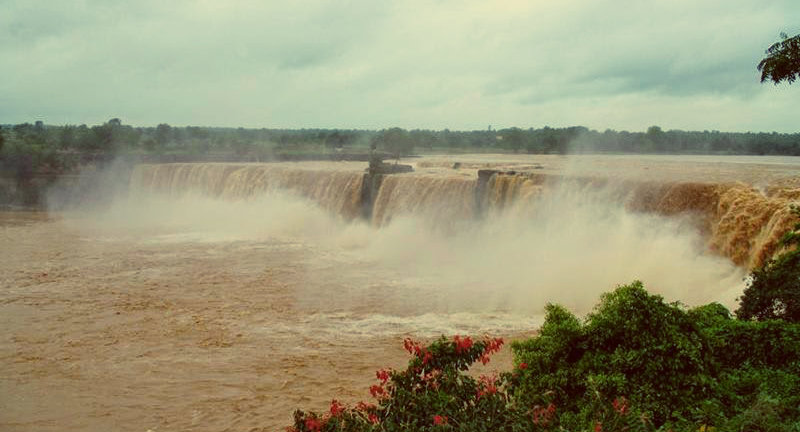 Chitrakot Falls - Chhattisgarh - Underrated travel destinations - The Backpackers Group