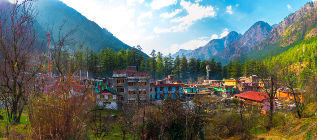 Cover - Kasol - a hub for the bold traveller - Himachal Pradesh - The Backpackers Group
