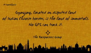 Gyanganga - Untracable Place - India Travel Facts - The Backpackers Group