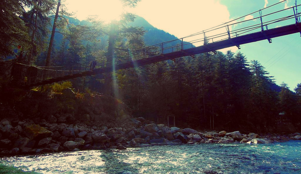 Parvati Valley - Kasol - a hub for the bold traveller - Himachal Pradesh - The Backpackers Group