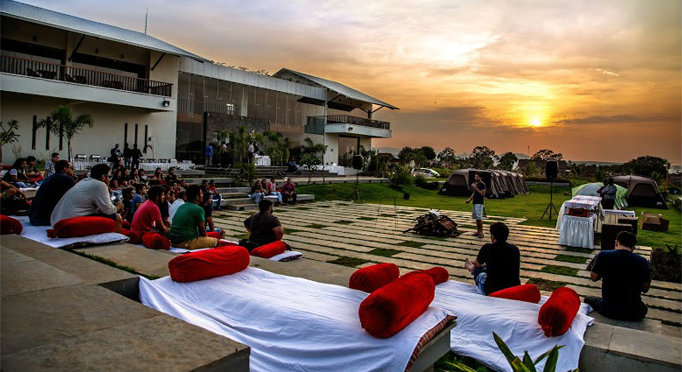 Soma Vineyard - New Weekend gateway - The Backpackers Group - Vineyards are now new weekend gateways in India