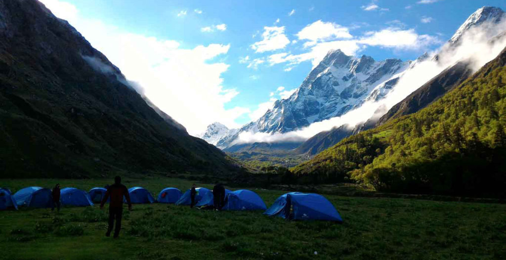 Trekkers Paradise - Har Ki Dun Trek-Magical Mystical and Divine - Uttrakhand - The Backpackers Group.