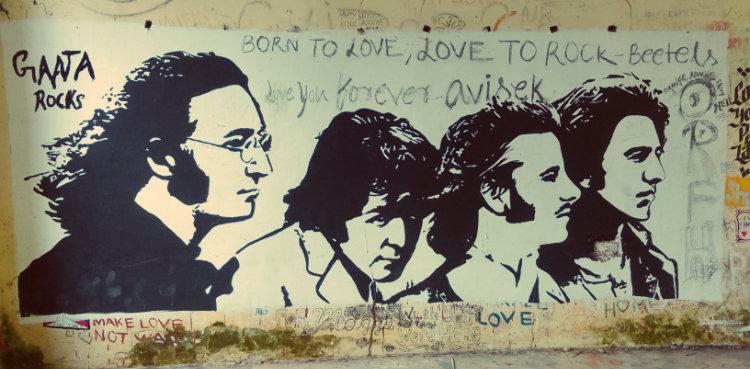 Beatles Ashram - Rishikesh - Chaurasi Kutiya - Uttrakhand - The Backpackers Group.