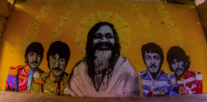 Beatles Ashram - Rishikesh - Chaurasi Kutiya - Uttrakhand - The Backpackers Group