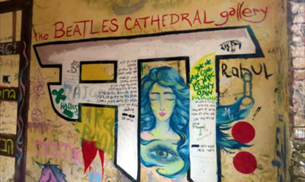 Beatles Cathedrals - Beatles Ashram - Chaurasi Kutiya - Rishikesh - Uttrakhand - The Backpackers Group