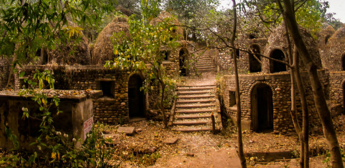 Chaurasi Kutiya - Beatles Ashram - Rishikesh - Uttrakhand - The Backpackers Group