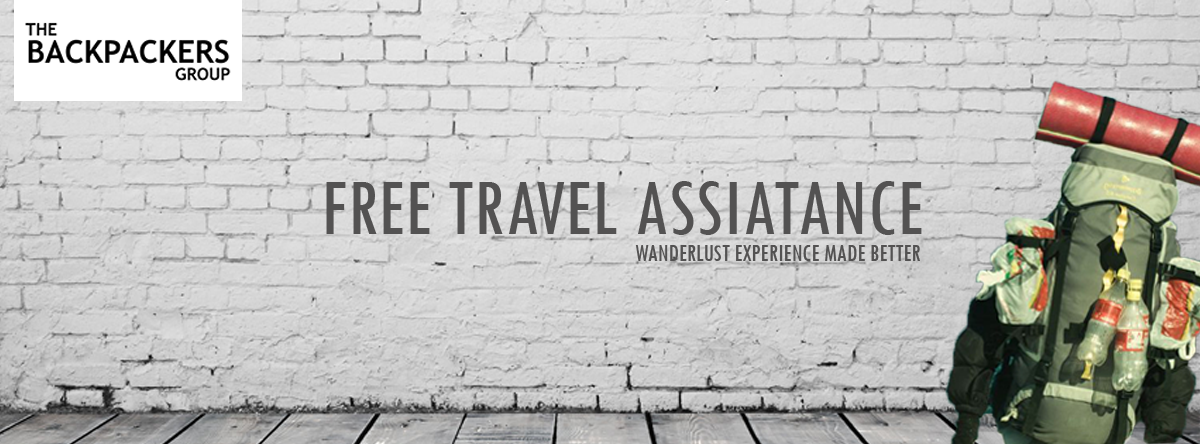 Free Travel Assistance - The Backpackers Group