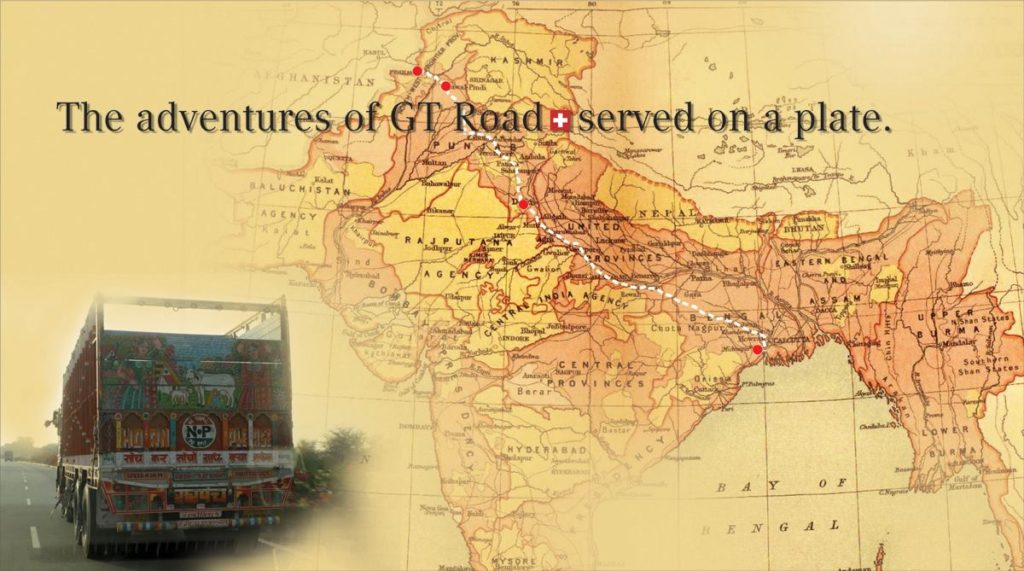 Grand Trunk Road - The Dhaba - Coloring the faded history - The Backpackers Group