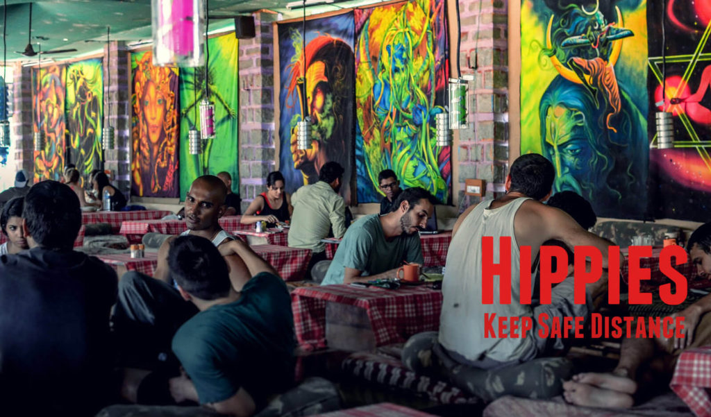 Hippie - Travel taboos in India - The Backpackers Group.