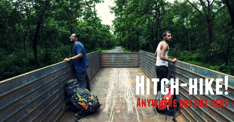 Hitchhiking - Travel taboos in India - The Backpackers Group.