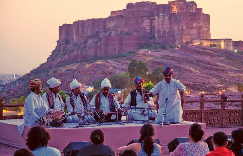 Jodhpur RIFF - The Unconventional festivals - The Backpackers Group