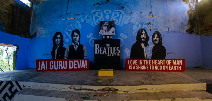 Maharishi Mahesh Yogi Ashram - The Beatles Ashram - Chaurasi Kutiya - Rishikesh - Uttrakhand - The Backpackers Group