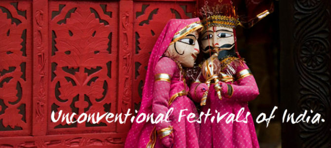 6 Unconventional Festivals Of India