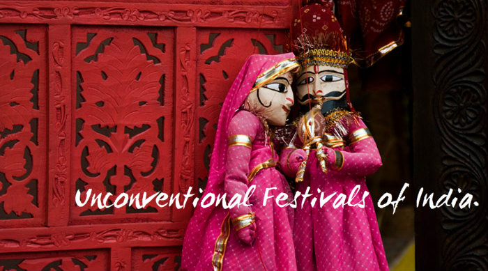 Unconventional Festivals of India Blog - The Backpackers Group