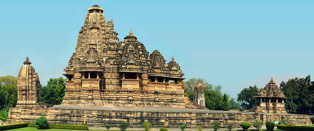 Khajuraho Temple - Madhya Pradesh - The Backpackers Group.