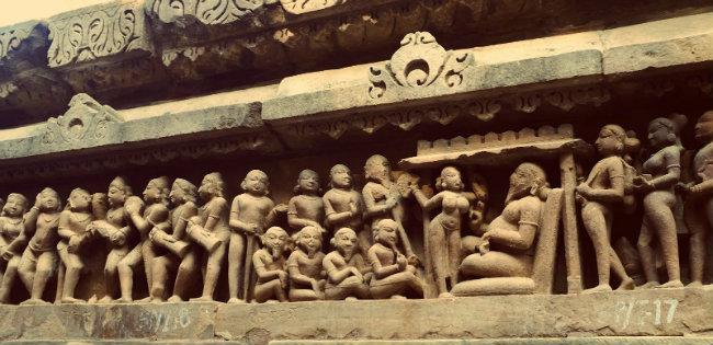 Khajuraho - The Backpackers Group
