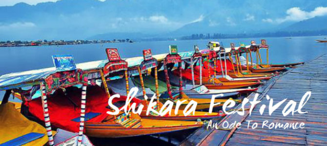Shikara Festival – An Ode To Romance