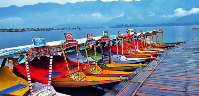 Dal Lake - Shikara Festival - Srinagar - The Backpackers Group