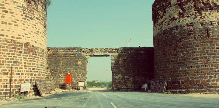 Cover - Lakhpat Fort - The Backpackers Group