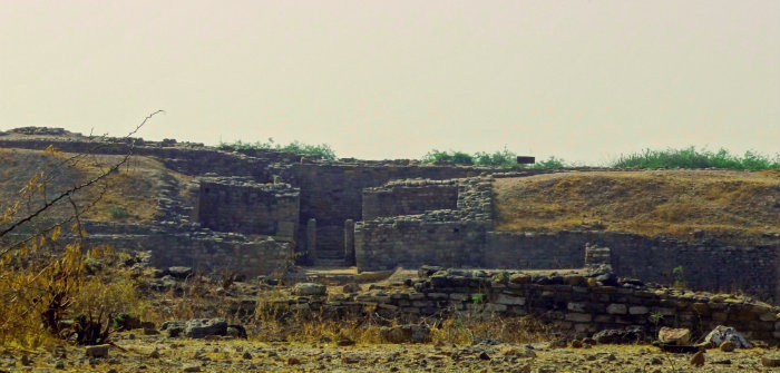 Dholavira - A Facet Of Ancient Wisdom - Gujarat - The Backpackers Group