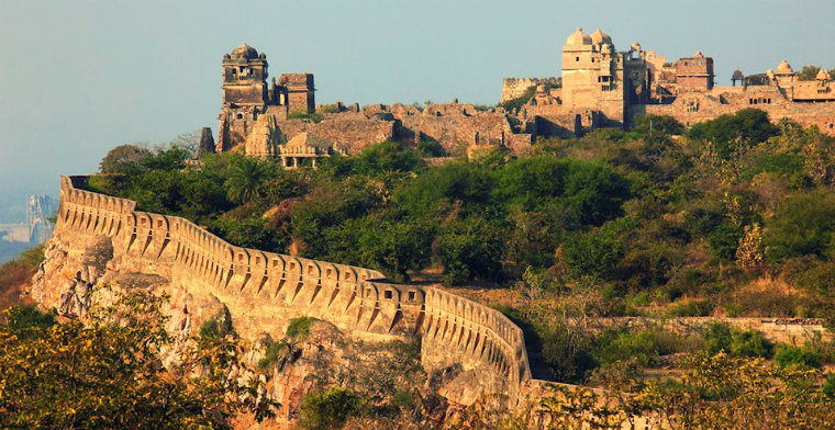 Forts of India - A destination for the global traveller - The Backpackers Group - Travel India