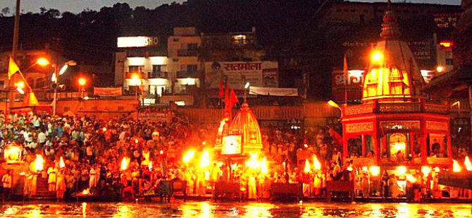 Haridwar A Divine Destination - Discover a traveller in your father - Happy Fathers Day - The Backpackers Group