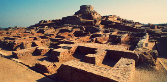 Citadel - Dholavire - Gujarat - The Backpackers Group