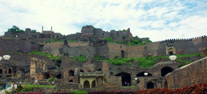 Golconda Fort - Acoustic Marvels Of India - The Backpackers Group